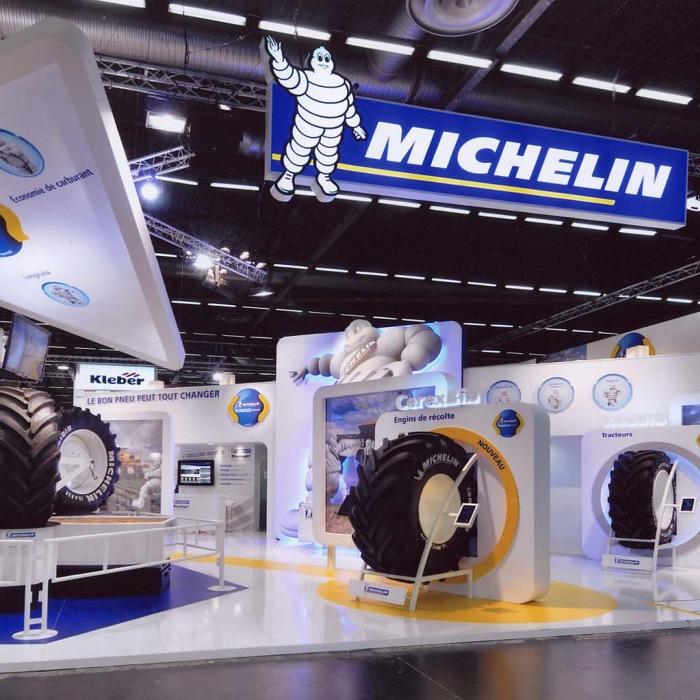 MICHELIN salon SIMA