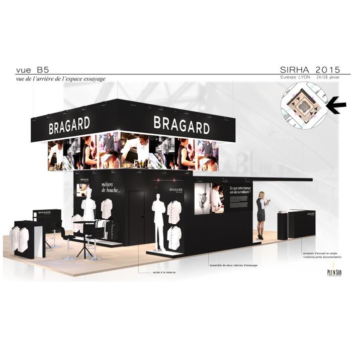 BRAGARD - SALON SIRHA - 2015 - DESIGN PLEIN SUD